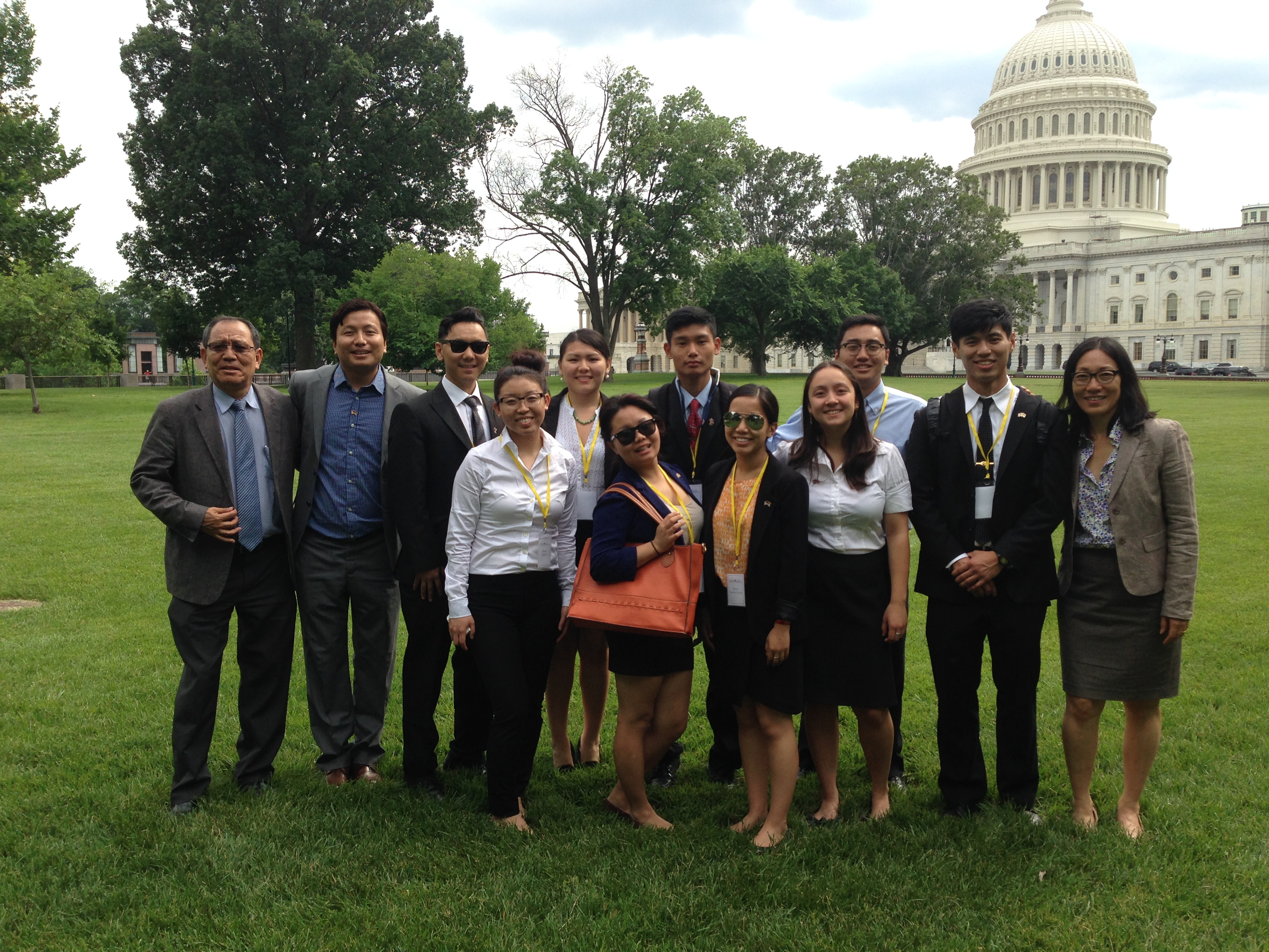 TYLP at the Capitol