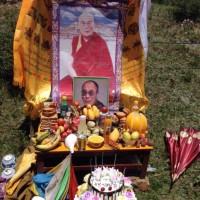 Dalai Lama birthday 07