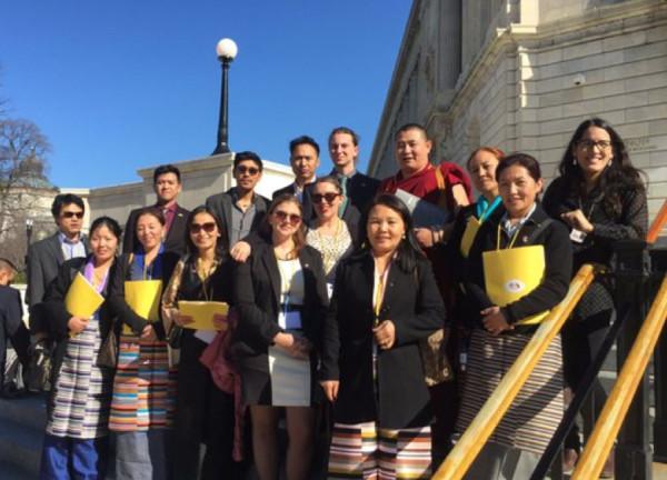 Tibet Lobby Day 2016