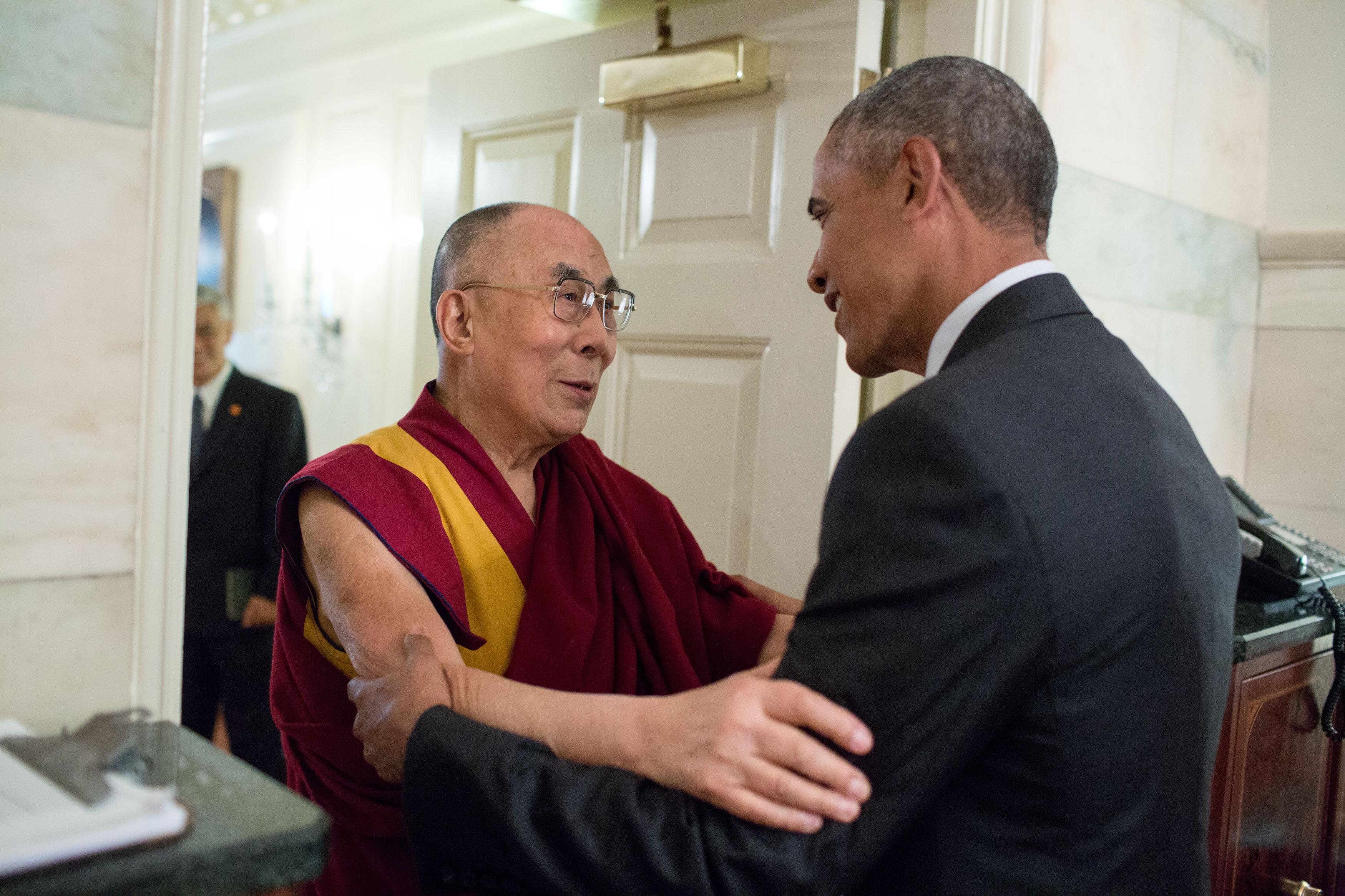 Obama HHDL 2016