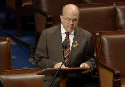 Representative Jim McGovern