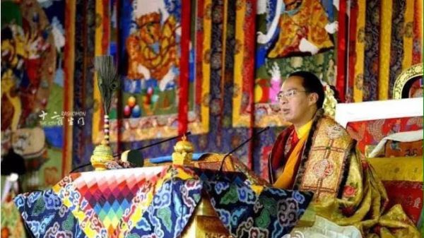 Kalachakra with Chinese Characteristics: Chinese appointed