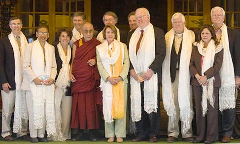 Pelosi Dalai Lama