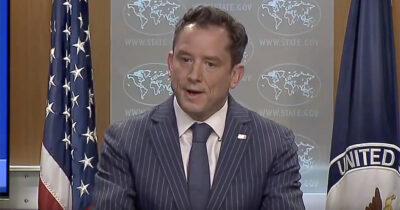 State Department spokesperson
