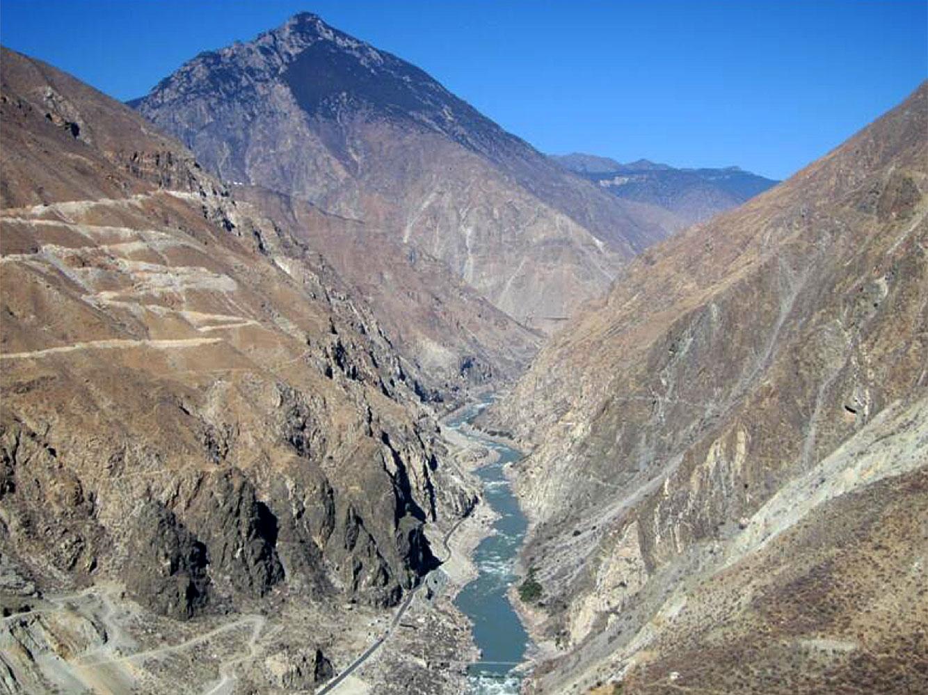 Xu Long hydropower