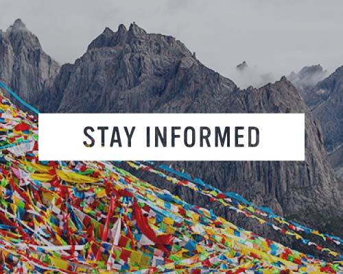 Stay Informed