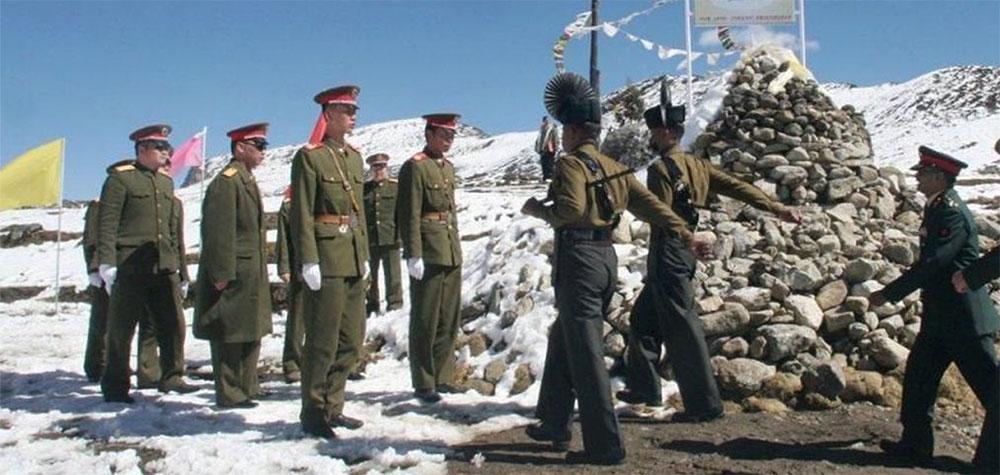 China/Tibet India border