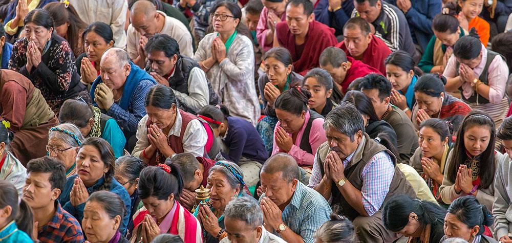 dharamsala refugees