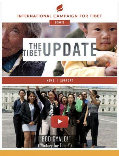 Tibet Update June 2019
