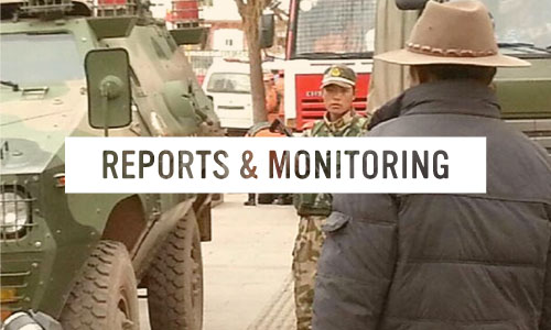 Reports and Monitoring