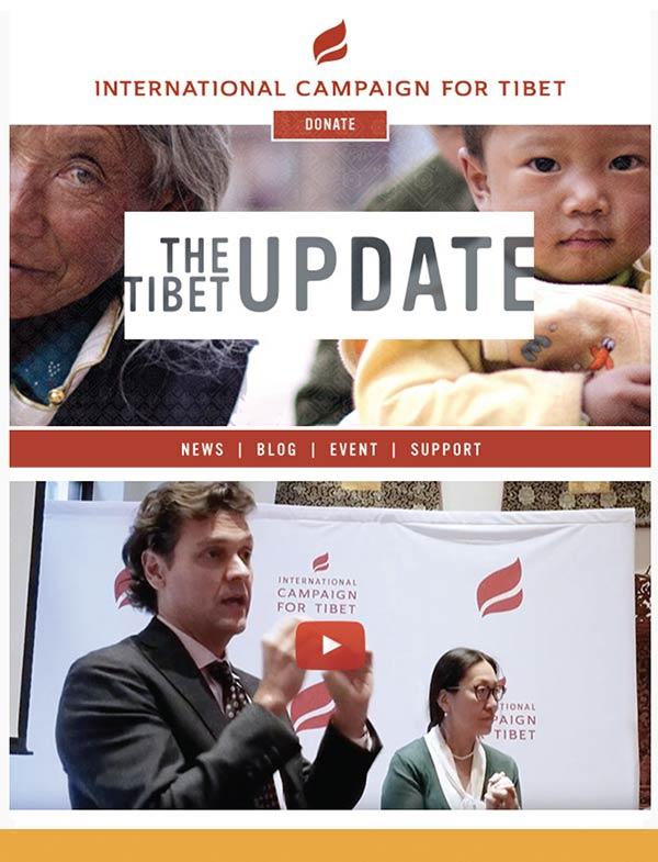 Tibet Update March 2019