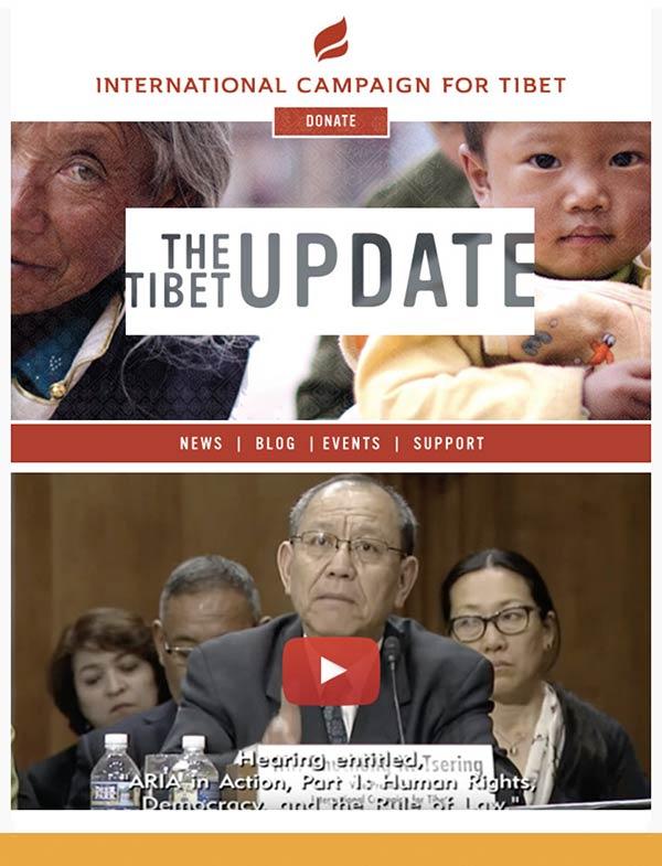 Tibet Update April 2019