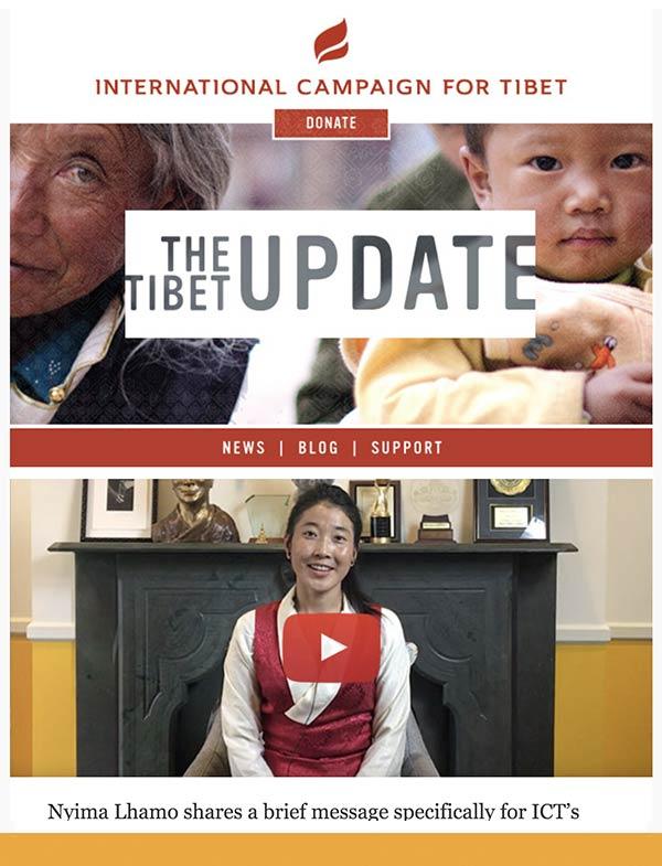 Tibet Update July 26