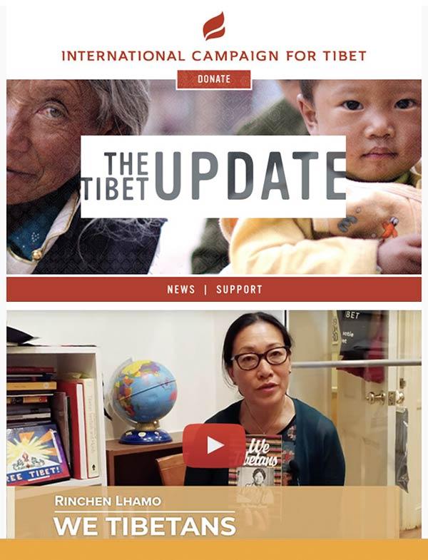 Tibet Update August 2019