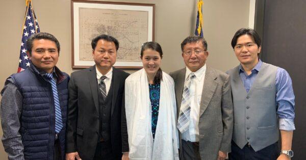 Tibetan Americans lobby for bill