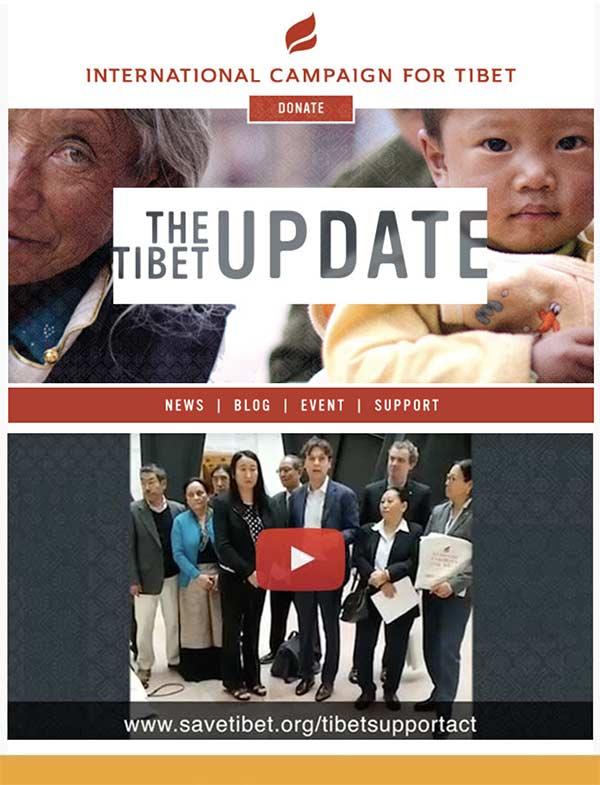 Tibet Update
