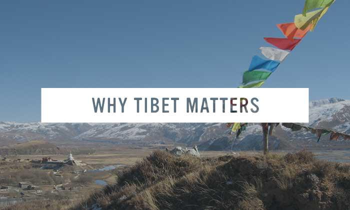 why tibet