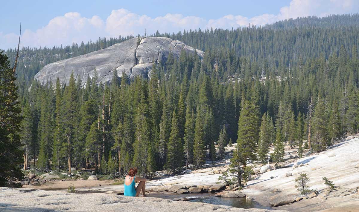 Tuolumne Meadows Yosemite National Park