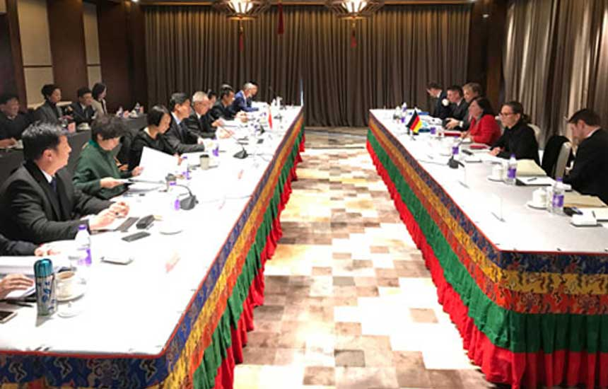 China-Germany Human Rights Dialogue