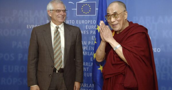 EU opposes China's interference