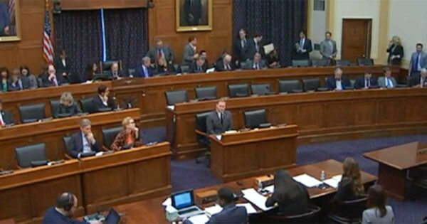 House Foreign Affairs Committee approves bill