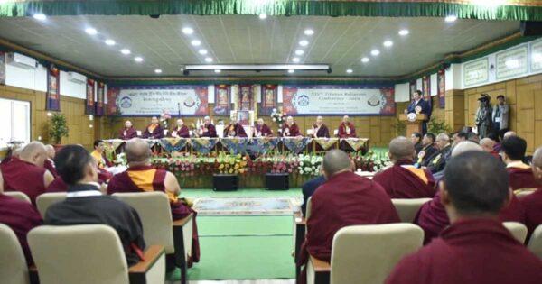 Tibetan religious leaders weigh in