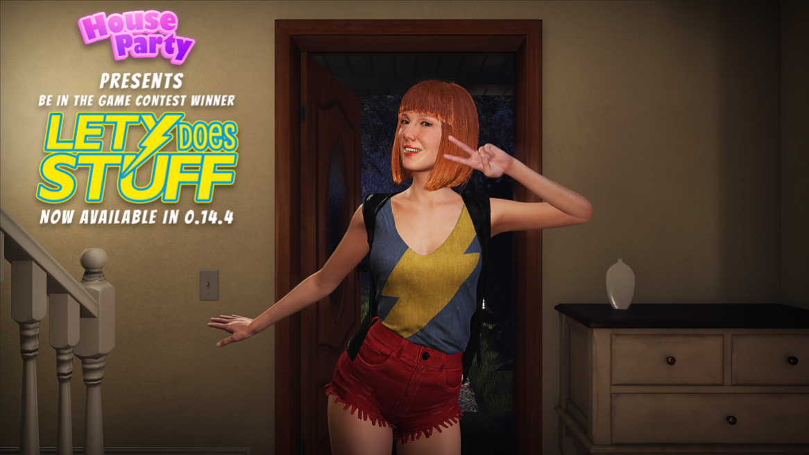 House Party, the Sexually-Charged Comedic Sim Launched their BIG Update with More News to Come