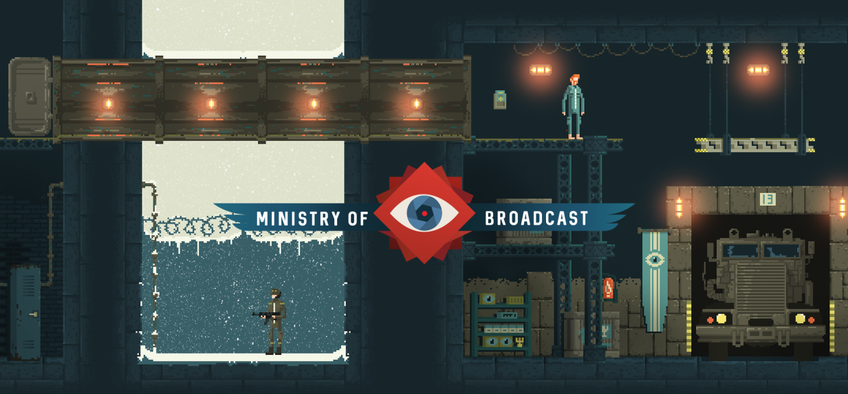 Ministry of Broadcast, a Game Set in an Orwellian World, Launches on Steam Jan 30th