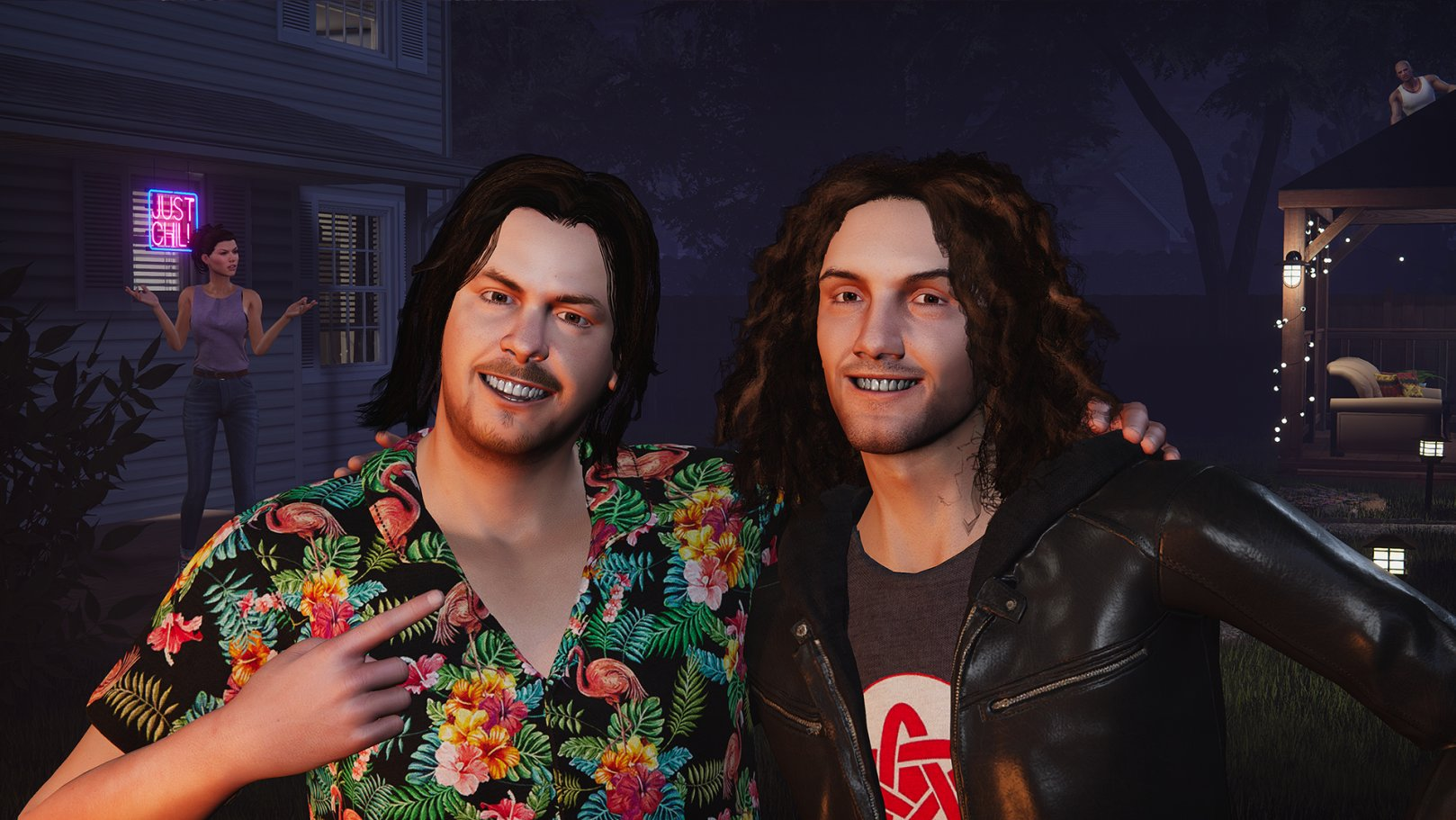 The Game Grumps Duo Arin and Dan Bring Their Notorious Hi-jinx to 'House Party' With a Content Release Happening Tuesday, March 24th