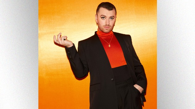 "Sam Smith promises to do a ""little sing-song"" for fans who are self-quarantining"