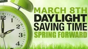 We Change the Clocks on Sunday, Here Are Four Other Things You Should Do This Weekend!
