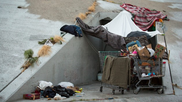 For America's homeless, staying home during coronavirus outbreak is not an option