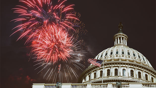 Despite pandemic, Trump promoting July 4th fireworks in DC over mayor's objections