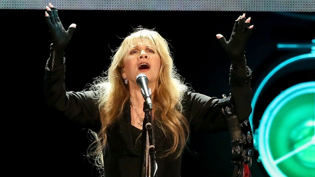 Stevie Nicks concert film coming to theaters, live album arrives October 30