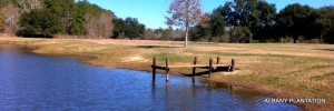 Albany Plantation Boat Dock