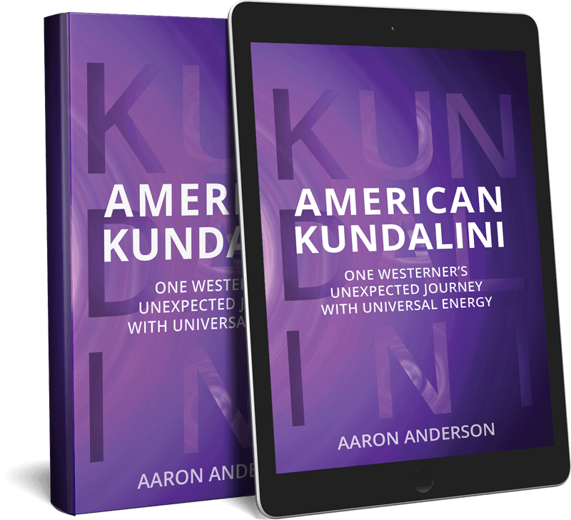 American-Kundalini by Aaron Anderson Book Cover