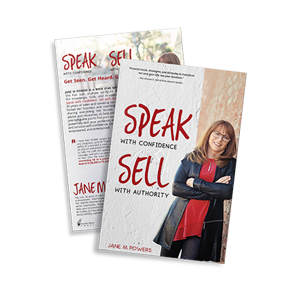 Speak with Confidence by Jane M. Powers