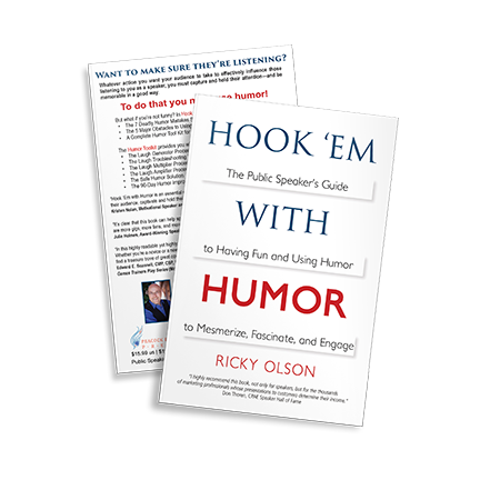 Hook Em With Humor by Ricky Olson