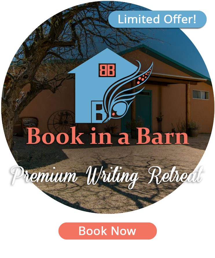Book In a Barn Book Now 1