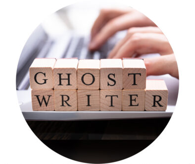 GhostWriters Peacock Proud Press Blog