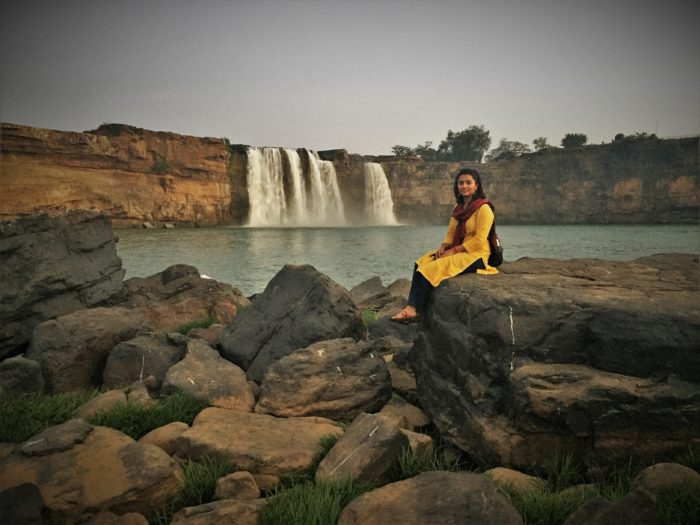 Exploring Chhattisgarh my way at Chitrakote Waterfalls, Bastar District. Why you should travel solo.