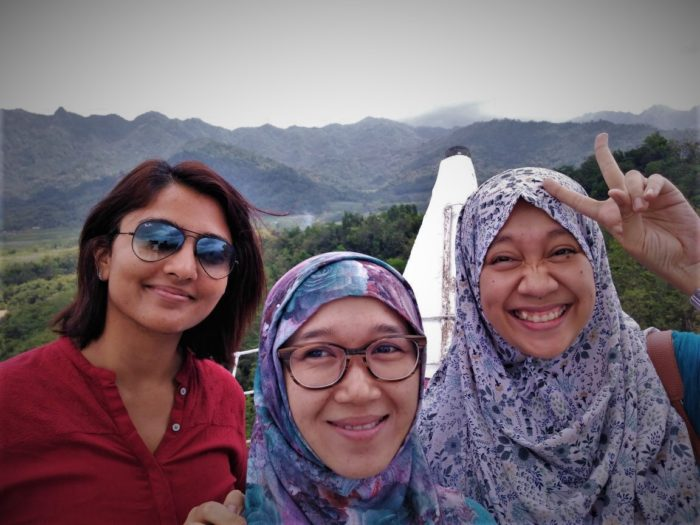 Ladies day out to explore nearby areas of Yogyakarta, Java Island, Indonesia: Sometimes, you make life-long friends while traveling!