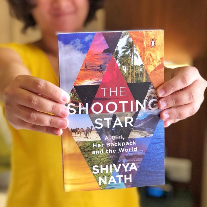 The Shooting Star by Shivya Nath