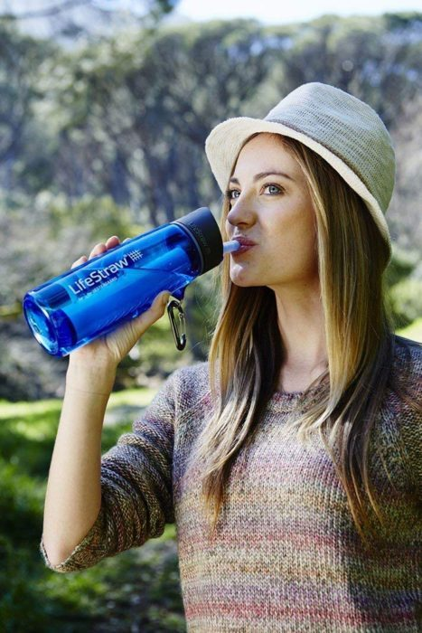 Lifestraw Go Water Bottle. Source - Amazon.in