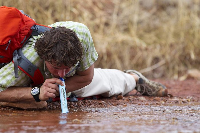 is Lifestraw Personal Portable Water Purifier. Source - Amazon.in