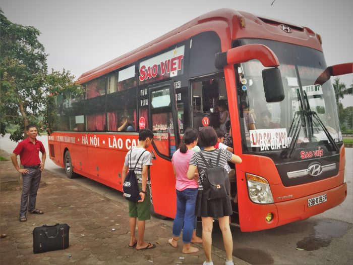 Travel like a local: Using public transport in Vietnam.