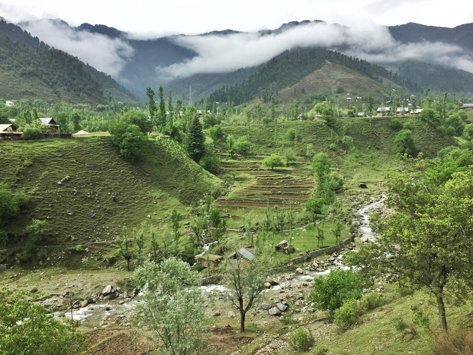 Lolab Valley, North Kashmir