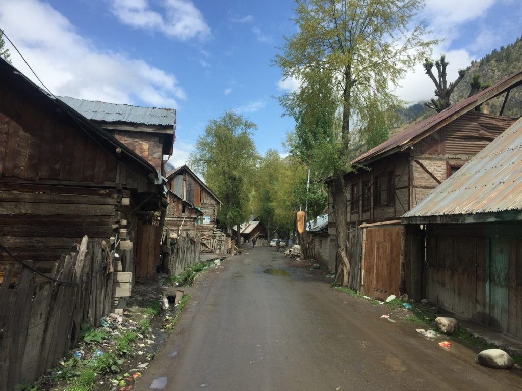 Lanes of Dawar, Gurez Valley