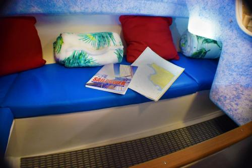 Malbec Interior-Starboard Berth