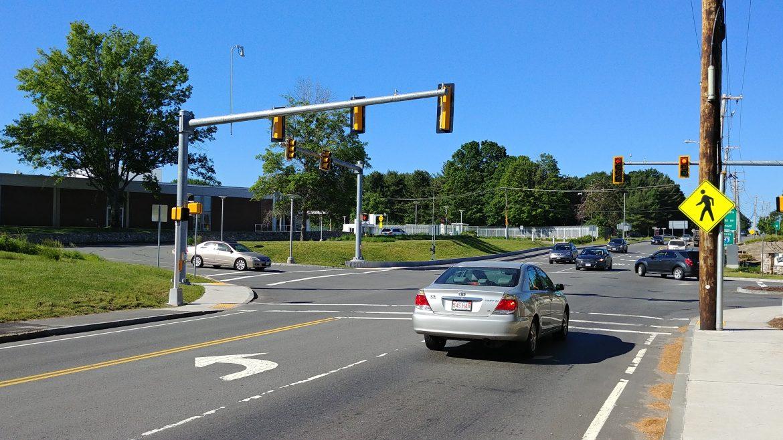 Traffic Engineering - Hazardous Intersection Redesign